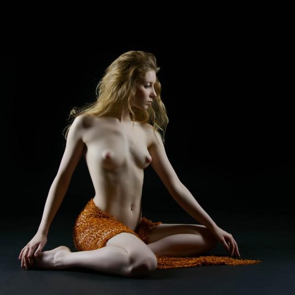 Lulu in Saffron