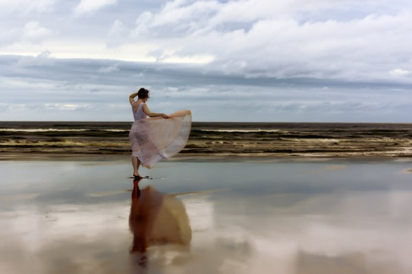 A Beach of Amber